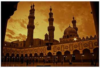 Egypt Al Azhar Mosque 1